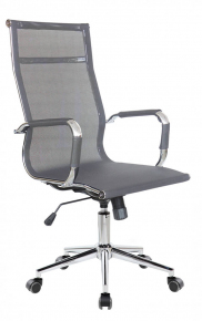 Кресло Riva Chair 6001-1 s серый