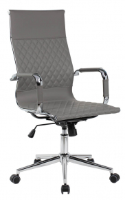 Кресло Riva Chair 6016-1S серый