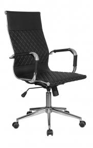 Кресло Riva Chair 6016-1 S чёрный