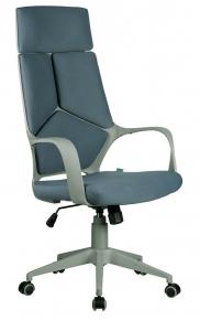 Кресло Riva Chair 8989 серый пластик - серый