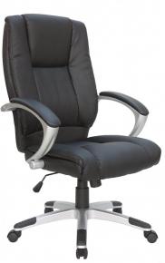 Кресло Riva Chair 9036 Лотос чёрный