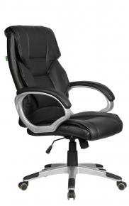 Кресло Riva Chair 9112 Стелс чёрный