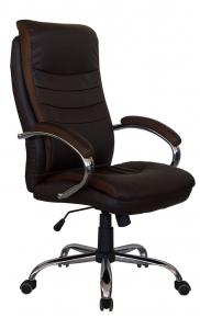 Кресло Riva Chair 9131 коричневый