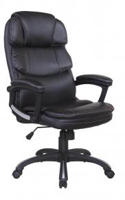 Кресло Riva Chair 9227 Бумер топган чёрный