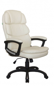 Кресло Riva Chair 9227 Бумер топган бежевый