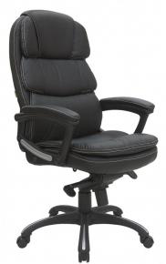 Кресло Riva Chair 9227 Бумер (мультиблок) чёрный