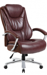 Кресло Riva Chair 9373 коричневый