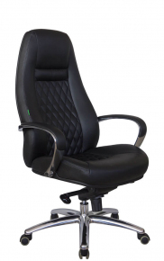 Кресло Riva Chair F185 чёрный