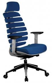 Кресло Riva Chair SHARK синий