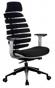 Кресло Riva Chair SHARK чёрный