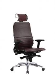 Кресло SAMURAI  K-3.03 Темно-бордовый