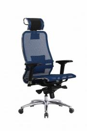 Кресло SAMURAI S-3.03 Синий