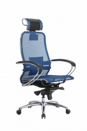 Кресло SAMURAI S-2.03 Синий