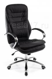 Кресло Woodville Tomar черное