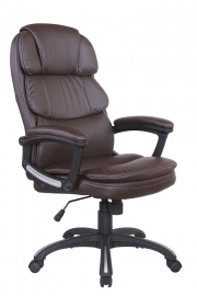 Кресло Riva Chair 9227 Бумер топган коричневый