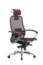 Кресло SAMURAI S-2.03 Темно-бордовый